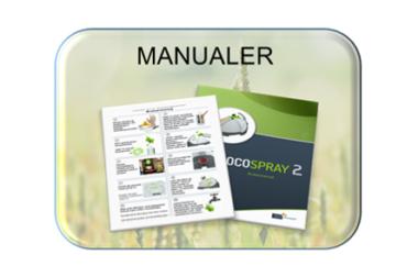 Desinfeksjonsrobot – Manualer