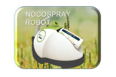 Desinfeksjonsrobot – Nocospray