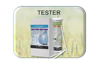 Desinfeksjonsrobot – Tester, kvalitetssikring