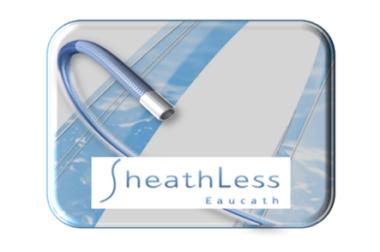SheatLess – Guiding Catheter