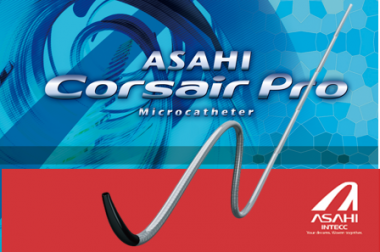 Corsair Pro – Microcatheter for Peripheral