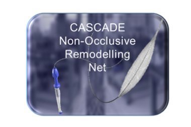 Perflow Medical Cascade Non-Occlusive Remodeling Net