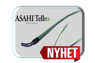 Tellus – 1,9 Fr Selective microcatheter