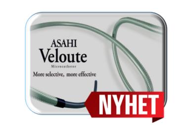 Veloute – 1,7 Fr Super selective microcatheter